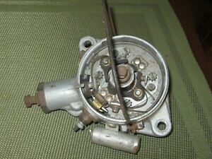 Original 1942 1948 Ford Distributor Assembly Dual Point Look