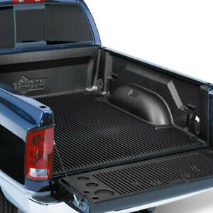 For Dodge Dakota 2005 2007 Trailfx Black Under Rail Bed Liner
