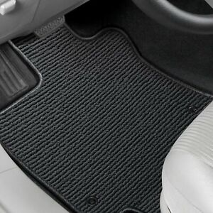 For Honda Civic 99 00 Berber Auto Mat 1st 2nd Row Charcoal Carpeted Floor Mats