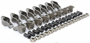 Jegs 20188 Cast Steel Roller Tip Rocker Arms For Big Block Chevy Set Of 16