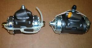 Wheel Cylinder Set Chevrolet Car Truck Gmc Truck 1936 1950 2 Cylinders