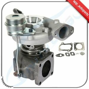 New Turbo Turbocharger For 2002 2003 Toyota Land Cruiser Base 4 7l 1hd Fte Ct26