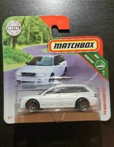 Matchbox Audi Rs2 Rs6 Avant