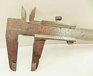 Vintage antique Helios Caliper Micrometer Germany Collectible