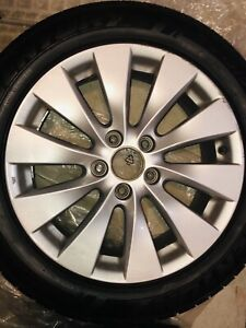 17 Rims And Tires 2015 Honda Accord Touring new Tires Included