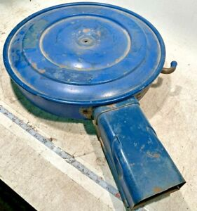 Vintage 1960s 70s Ford Oem Air Cleaner Assembly W Lid Original Usa