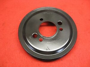 Camaro Chevelle 396 Crank Shaft Pulley 3874414 1965 1966 1967 1968 2 Groove