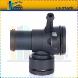 Engine Coolant Thermostat Assembly For Volkswagen Beetle Cc Tiguan Jetta