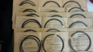 428 Ford Piston Rings Moly Standard Bore T 8116m Trw