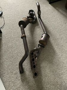 Catalytic Converter And Headers For 2015 2018 Ford Mustang Gt Oem Exhaust