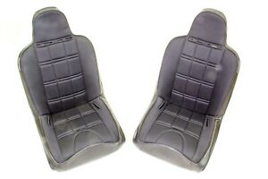 Pair Nomad Seat W Fixed