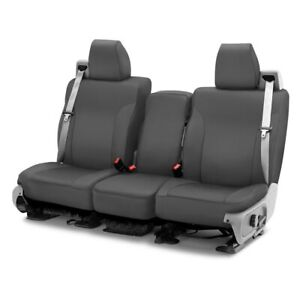 For Dodge Ram 1500 04 08 Ultra Guard Ballistic 1st Row Gray Custom Seat Covers
