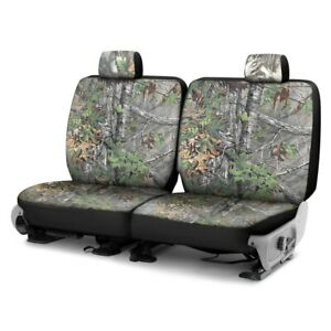 For Toyota Previa 94 97 Neoprene 2nd Or 3rd Row Camouflage Custom Seat Covers