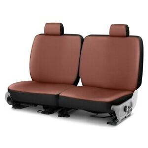 For Toyota Previa 94 97 Leatherette 2nd Or 3rd Row Brown Custom Seat Covers