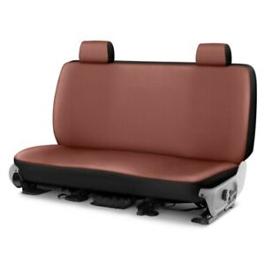 For Toyota Previa 94 97 Saddleman Leatherette 2nd Row Brown Custom Seat Covers