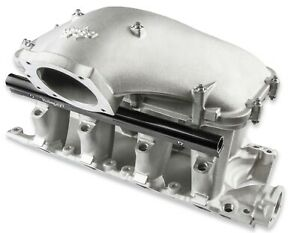 Holley 300 306 Efi Hi ram Intake Manifold Small Block Ford 289 302 Side mount To