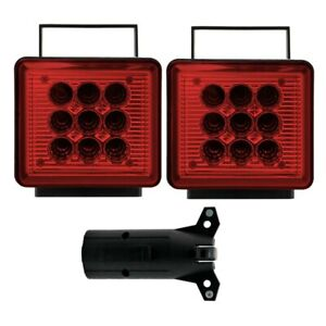 Pilot Wireless Red Led Tow Lights
