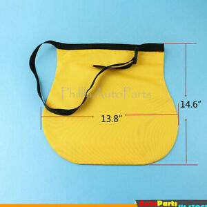 New Anti mating Protection Apron with Harness For Goats sheep Small size Yellow