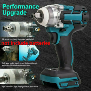 1 2 520nm 18v Torque Brushless Cordless 2 In 1 Electric Impact Wrench Driver