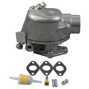 B3nn9510a Heavy Duty Marvel Schebler Carburetor For Ford Tractor 2n 8n 9n 13876