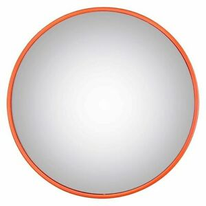 18 Traffic Convex Mirror Wide Angle Safety Mirror Driveway Outdoor Security