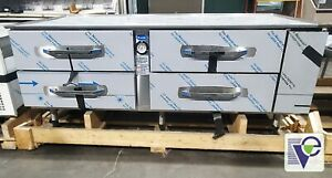 Randell 20065r 65 Chef Base Grill Equipment Stand Refrigerated Base Cooler