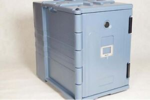 Updated Various Pan Capacity Food Carrier Warmer Insulated Box With Wheel 90l