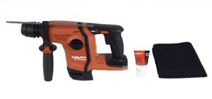 Brand New Hilti Te 6 A22 Rotary Hammer Drill One New 4 0 Ah Battery