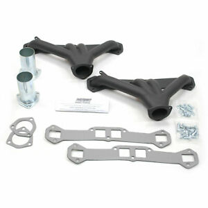 Patriot Exhaust H8066 B Tight Tuck Headers Chevy 348 409 Oval Ports 1 3 4 Prim