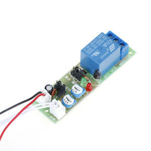 Dc12v Adjustable Infinite Cycle Loop Delay Timer Time Relay Switch On Off Modyge
