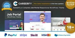 Careerfy V6 1 0 Job Board Wordpress Theme