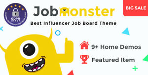 Jobmonster V4 6 7 3 Job Board Wordpress Theme