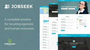 Jobseek V2 2 3 Job Board Wordpress Theme