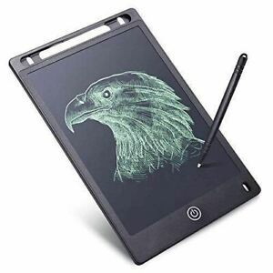 Large 10 Inch Digital Lcd Writing Tablet Pad Drawing Graphics Board With Pen