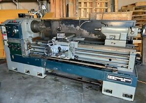 South Bend 550 Gap Bed Engine Lathe 22 X 60 With Tooling 3 Thru Hole 3 Bore