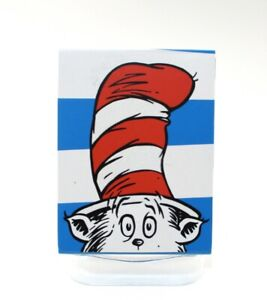 Graphique De France Pocket Note Mini Note Pad Cat In The Hat 75 Sheets