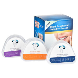 Dental Appliance Tooth Orthodontic Braces Teeth Alignment Mouthpiece Corrector