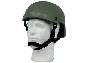 Lancer Tactical MICH 2001 Helmet OD Green 11612 $35.00