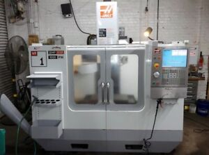 Haas Vf 1 Vmc 20 Hp 7500 Rpm Cat 40 new 2008 Selling Complete Shop