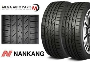 2 Nankang Ns 25 Ns25 All season Uhp Ultra High Performance 215 45r17 91v Tires