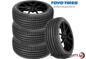 4 Toyo Proxes Sport A s 205 50r17 93v Ultra High Performance All Season Tires