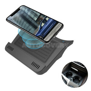 For Bmw 5 6 Series G30 G31 G32 Car Wireless Charger Wireless Phone Fast Charging