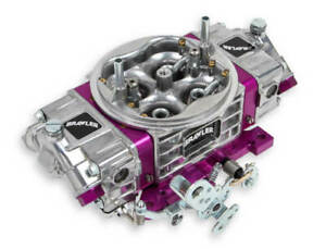 Quick Fuel Br 67202 950 Cfm Brawler Race Carburetor Mechanical Secondary