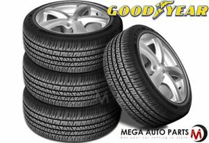 4 Goodyear Eagle Rs a Rsa 245 45r18 96v All Season Traction Performance Tires