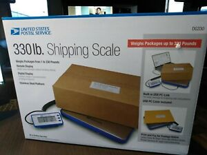 United States Postal Service 330 Lb Shipping Scale