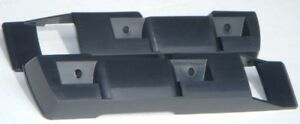 Mopar 68 72 A Body Arm Rest Bases Black Front New Arb A Fr Blk