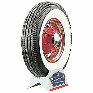Coker Tire 68250 Coker Bfgoodrich Silvertown Whitewall Bias Ply Tire