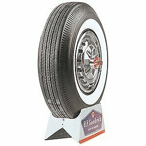 Coker Tire 51800 Coker Bfgoodrich Silvertown Whitewall Bias Ply Tire