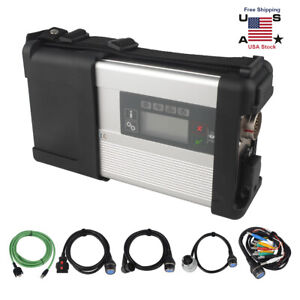 Mb Star Sd C5 Xentry Multiplexer Diagnostic Wifi For Benz Cars Multi langauge Us