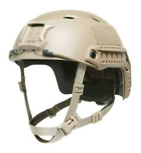 NEW Ops Core FAST Bump High Cut Helmet w Occ Dial Liner ARC Rails amp; Bungee $295.00